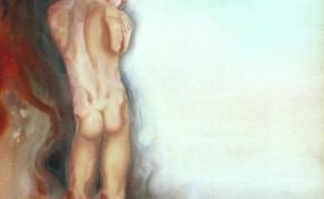 Uomo nudo in etere